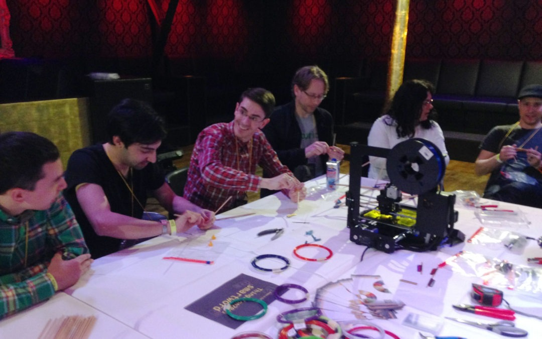 Field report: Polycon workshop at ThingsCon 2015