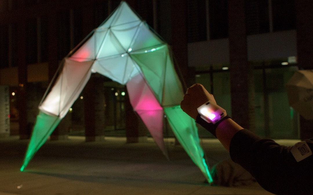 Light Catchers at Innovative Citizen Festival in Dortmund