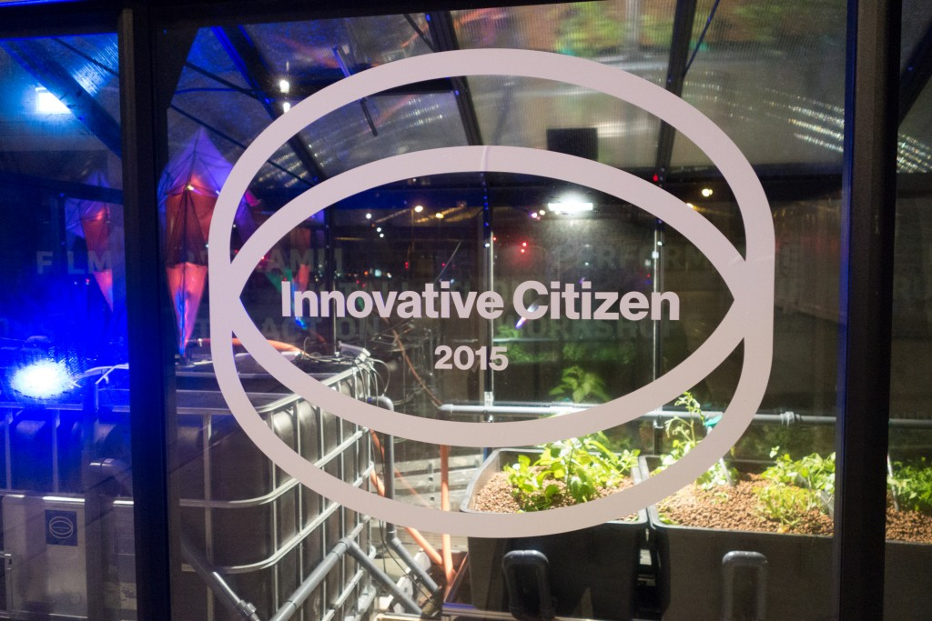 Light Catchers at Innovative Citizen 2015