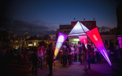 Light Catchers at Ramallah Summer Festival