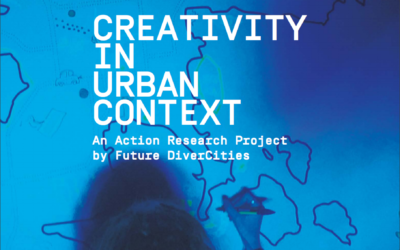"Infl3ctor in ""Creativity in Urban Context"""